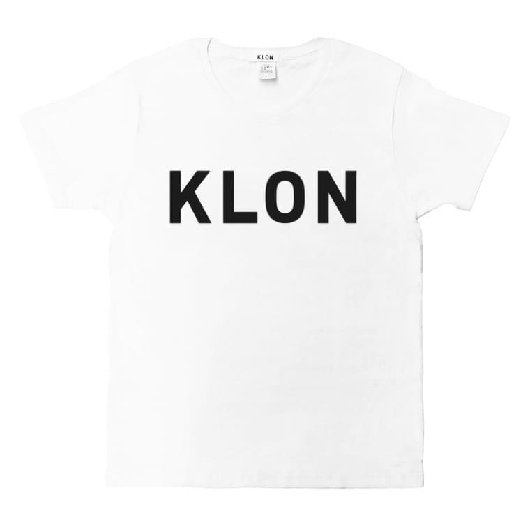 KLONのTシャツ