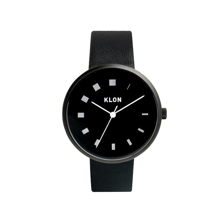 KLONの腕時計は日常生活防水