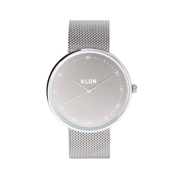 鏡面腕時計