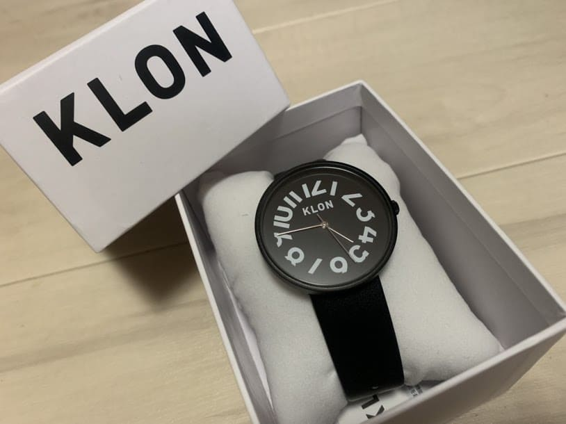 KLONの腕時計