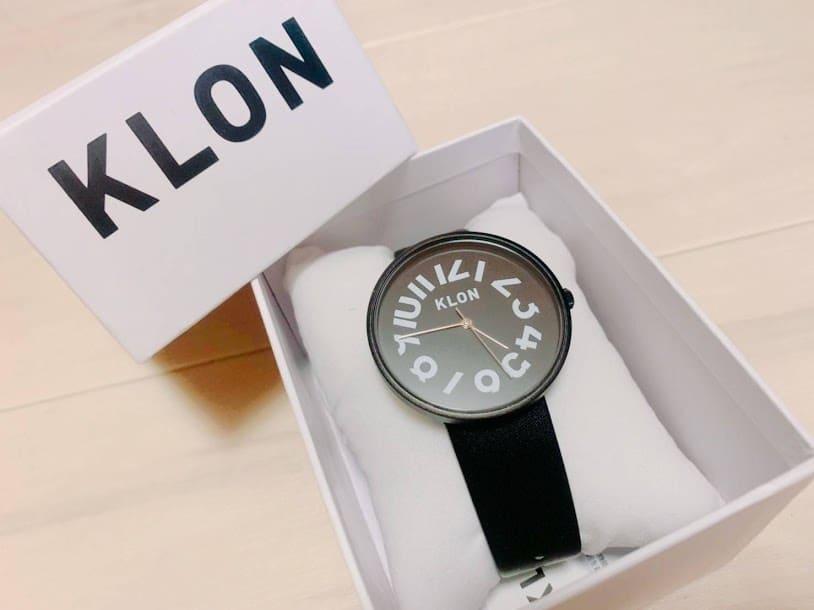 on sale 32d15 558e6 KLON(クローン)腕時計FAN | KLON(クローン)の時計の評判や ...