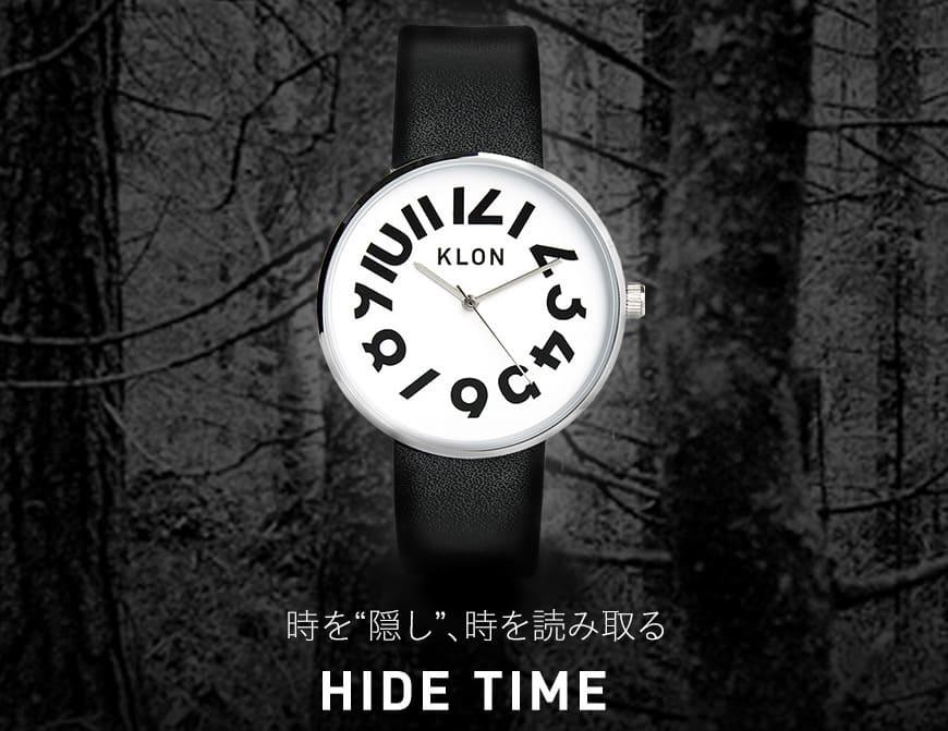 大人気!KLONの腕時計