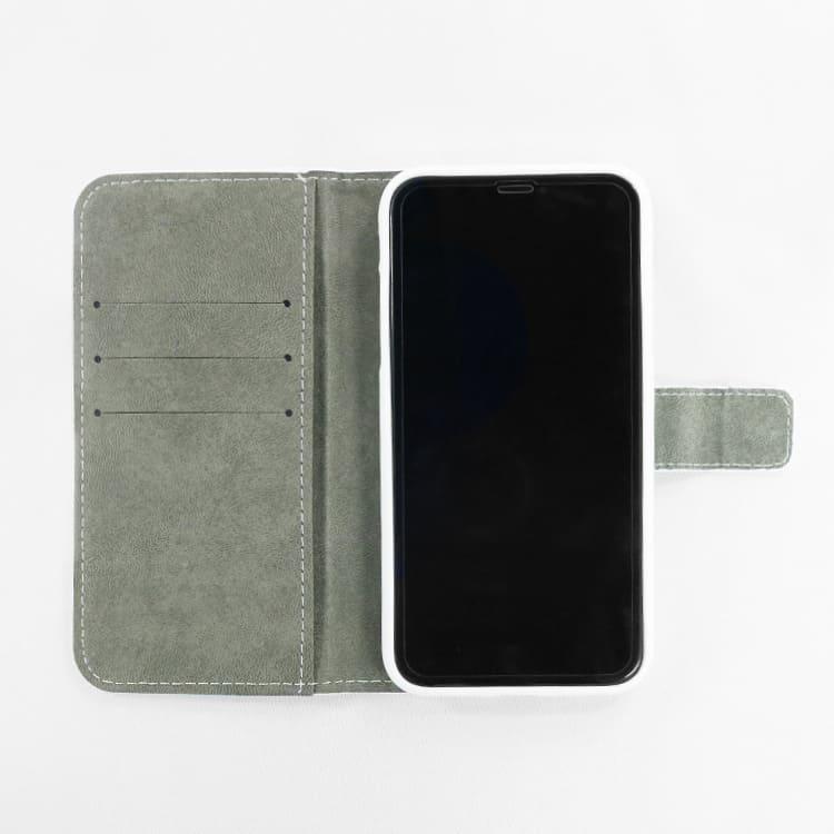 KLONのiPhoneケース内部はソフトカバー